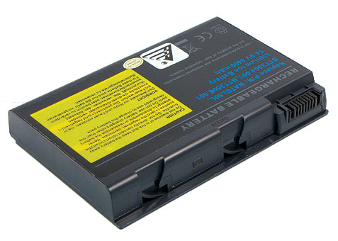 Replacement Laptop Battery for Acer BATCL50L BTT3504.001 BTT3506.001 Aspire 9100 9500 TravelMate 2350 290 4050 4150 4650