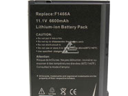 6.6Ah Laptop Battery for HP F1466A OmniBook 4100