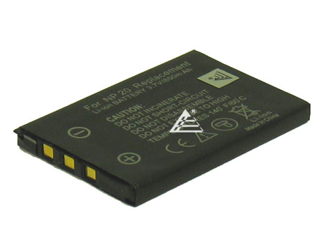 Casio NP-20 EX-S3 S2 S1 M2 Digital Camera Replacement Battery