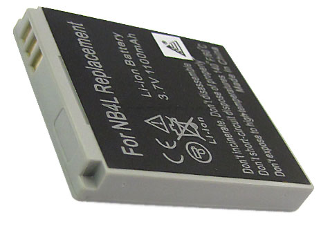 Canon NB-4L SD-200 SD-300 SD-400 Ixus 30 Ixus 40 Li-ion Digital Camera Replacement Battery