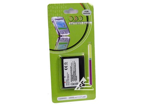 Dopod PDO-12 Cingular WIZA16 Cingular 8100 8120 8125 8150 T-Mobile MDA Dopod 838 1250mAh Replacement Battery