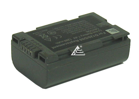 Panasonic CGR-D110 Li-ion Camcorder Replacement Battery