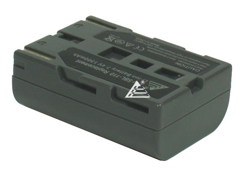 Samsung SB-L110 SB-L220 SB-L70 SB-L70A Camcorder Li-ion Replacement Battery