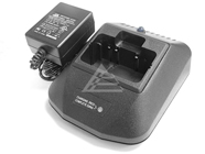 Two-way Radio Battery Desktop Charger for Yaesu Vertex FNB-57 FNB-V57 FNB-64 VX-110 VX-210 VX-400 VX-800V VX-900V VXA-120 VXA-200 VXA-210